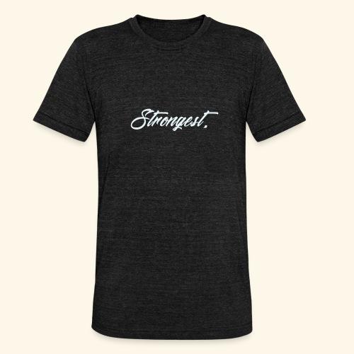 Strongest - T-shirt chiné Bella + Canvas Unisexe