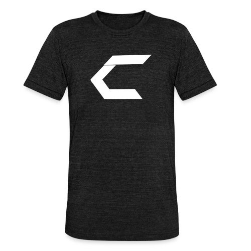 TCM LOGO - Unisex tri-blend T-shirt fra Bella + Canvas