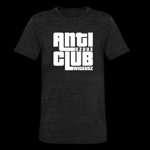 Anti Czuux Wigeusz Club - Koszulka Bella + Canvas triblend – typu unisex