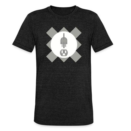 Eingesteckt - Unisex Tri-Blend T-Shirt von Bella + Canvas