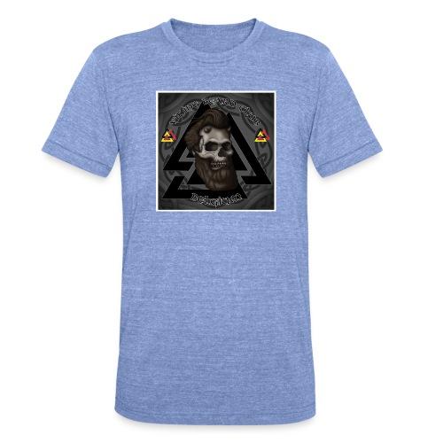 Vbc België - Unisex tri-blend T-shirt van Bella + Canvas