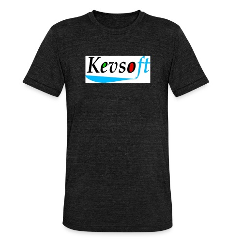 Kevsoft - Unisex Tri-Blend T-Shirt by Bella + Canvas