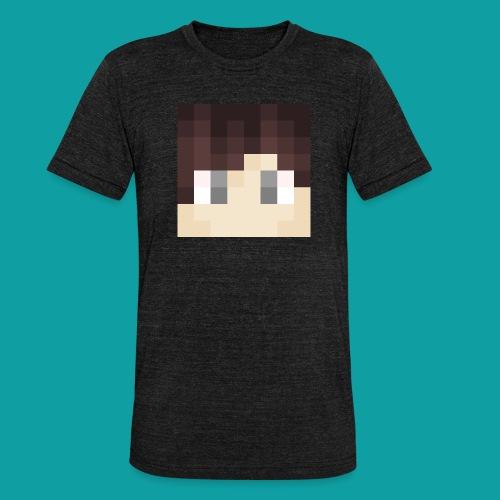 Craptian MClogo - Unisex Tri-Blend T-Shirt by Bella & Canvas