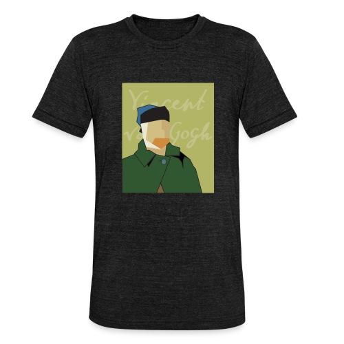 Vincent - Unisex tri-blend T-shirt van Bella + Canvas