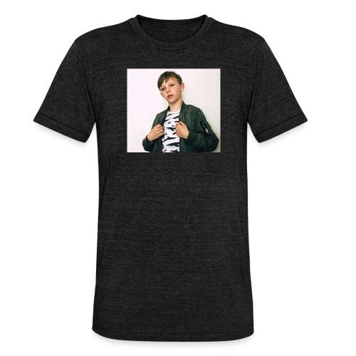 FE9C6D2A 8234 4306 9426 E7820F70FEA6 - Triblend-T-shirt unisex från Bella + Canvas