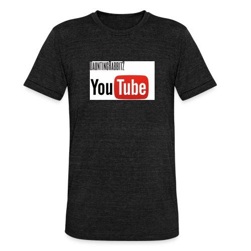 DauntingRabbit2 - Triblend-T-shirt unisex från Bella + Canvas
