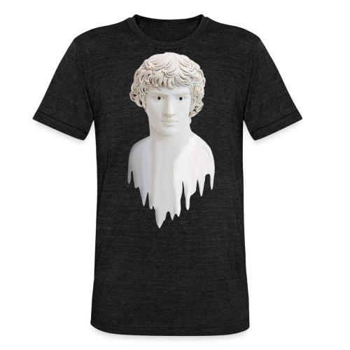 camiseta clásica hombre Liquid Adonis - Camiseta Tri-Blend unisex de Bella + Canvas