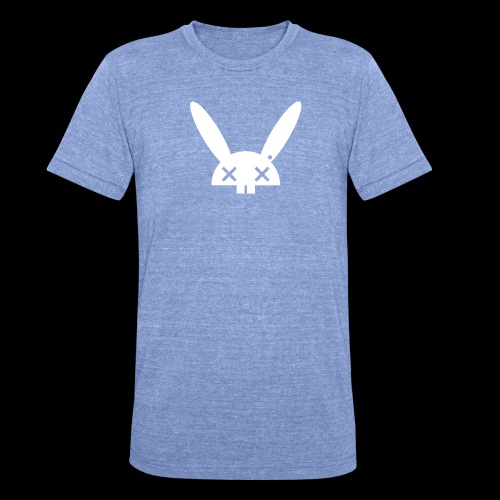 HARE5 LOGO TEE - Unisex Tri-Blend T-Shirt by Bella & Canvas