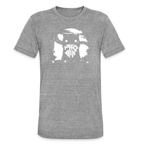 white 01big png - Unisex Tri-Blend T-Shirt von Bella + Canvas