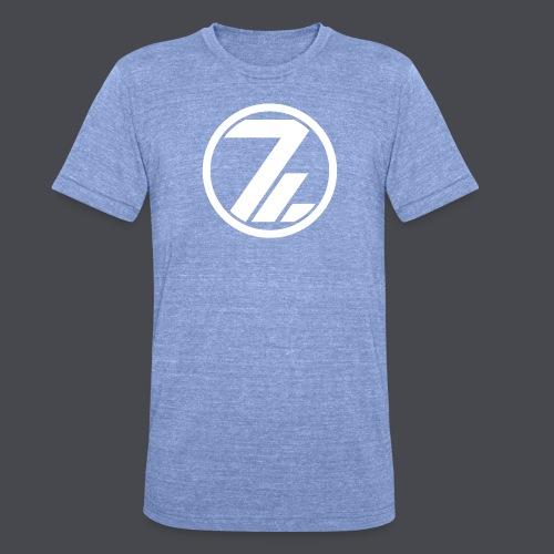 OutsiderZ Hoodie 3 - Unisex Tri-Blend T-Shirt von Bella + Canvas