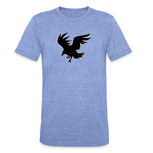 Karasu - Unisex Tri-Blend T-Shirt by Bella & Canvas