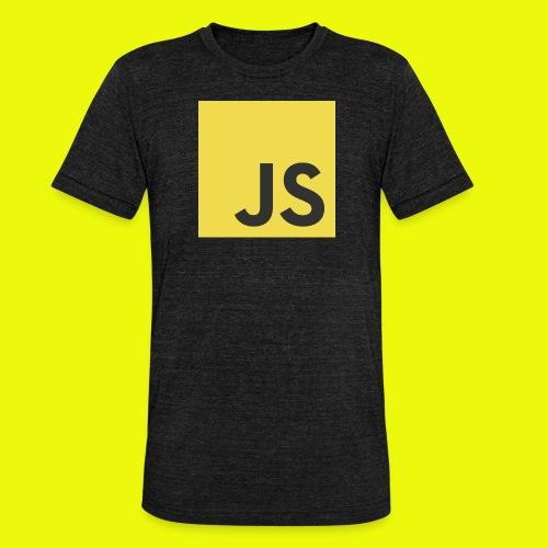 Js - T-shirt chiné Bella + Canvas Unisexe