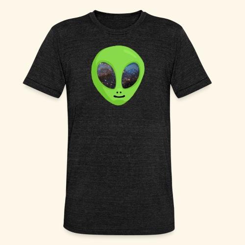 ggggggg - Unisex tri-blend T-shirt van Bella + Canvas