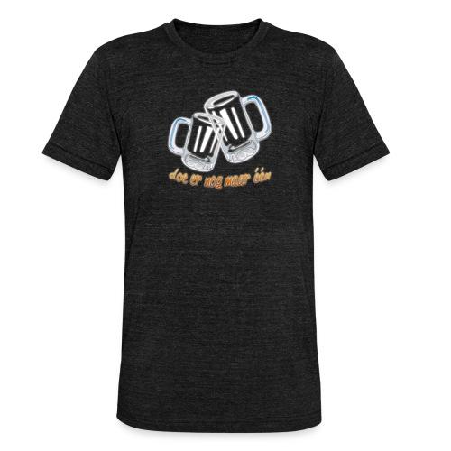 Doe er nog maar een Shirt png - Unisex tri-blend T-shirt van Bella + Canvas