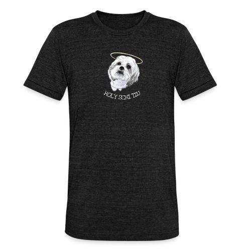 HOLY SCHI TZU - Unisex Tri-Blend T-Shirt by Bella & Canvas