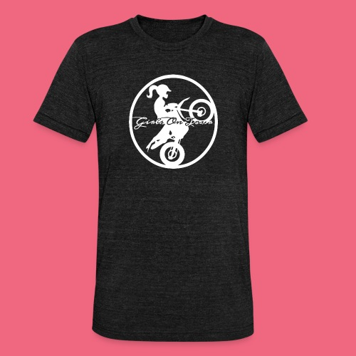 Girls On Tour Hoodie - Unisex tri-blend T-shirt van Bella + Canvas