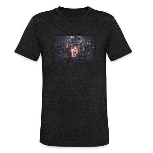 Party - Unisex Tri-Blend T-Shirt von Bella + Canvas