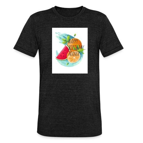 20190618 005537 0000 - Unisex Tri-Blend T-Shirt von Bella + Canvas