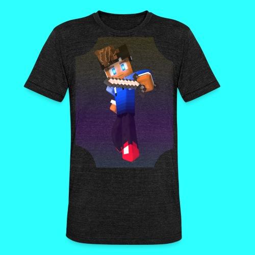 Mit Skin - Unisex Tri-Blend T-Shirt von Bella + Canvas