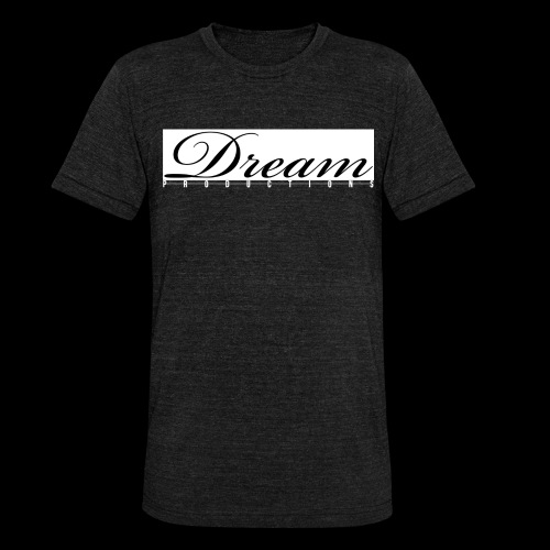 Dream Productions NR1 - Unisex Tri-Blend T-Shirt von Bella + Canvas