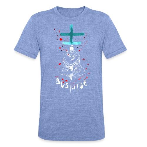 Bushido - Der Weg des Kriegers - Unisex Tri-Blend T-Shirt by Bella & Canvas
