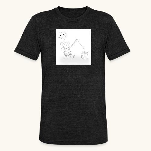 Singlehood - T-shirt chiné Bella + Canvas Unisexe