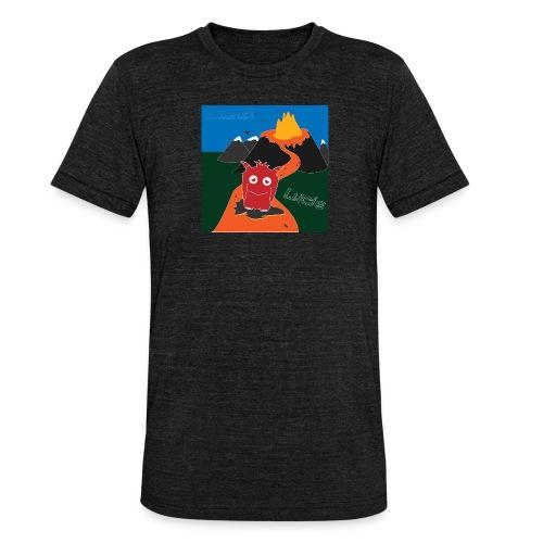 Inferno Lucie - Unisex Tri-Blend T-Shirt by Bella & Canvas