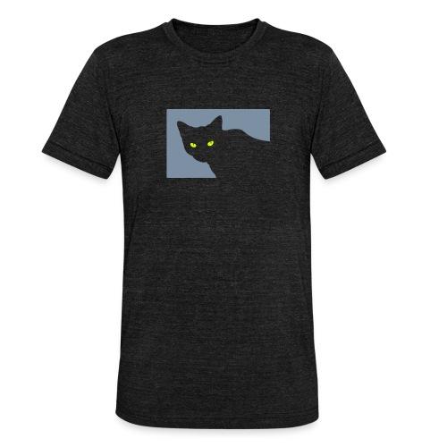 Spy Cat - Unisex Tri-Blend T-Shirt by Bella & Canvas