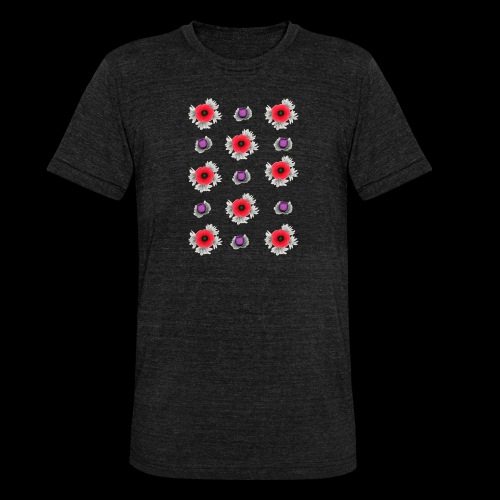 Kangaskassi - Bella + Canvasin unisex Tri-Blend t-paita.