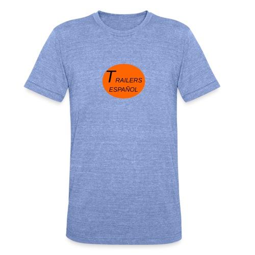Trailers Español I - Camiseta Tri-Blend unisex de Bella + Canvas