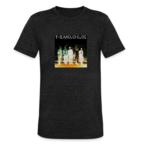 The Mojo Slide - Design 2 - Unisex Tri-Blend T-Shirt by Bella & Canvas