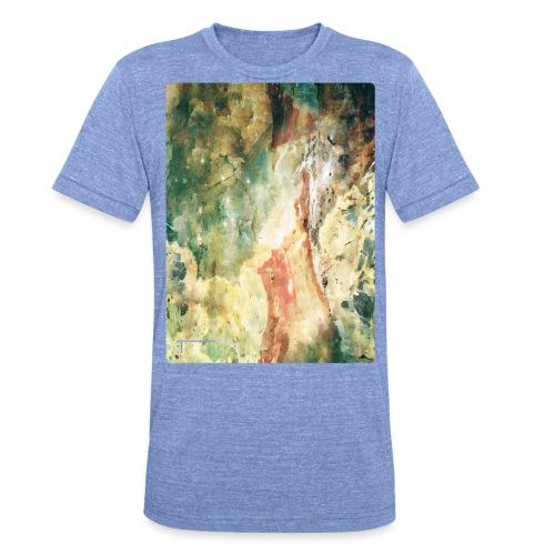 № 8 [universum] - Unisex Tri-Blend T-Shirt by Bella & Canvas