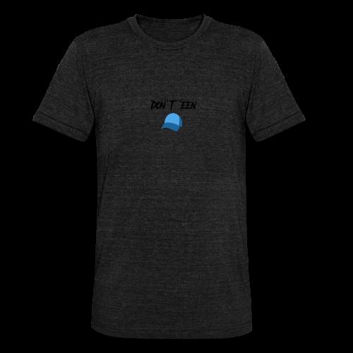 AYungXhulooo - Atlanta Talk - Don't Een Cap - Unisex Tri-Blend T-Shirt by Bella & Canvas
