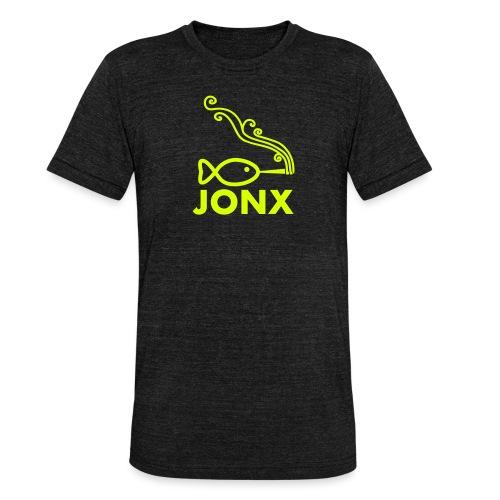 JONX BASICS - T-shirt chiné Bella + Canvas Unisexe