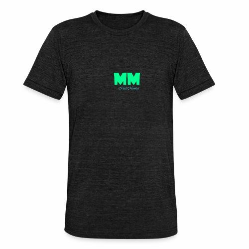 MattMonster Signature logo - Unisex Tri-Blend T-Shirt by Bella & Canvas