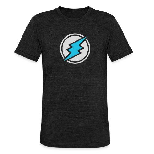 ETN logo # 2 - Unisex Tri-Blend T-Shirt by Bella & Canvas