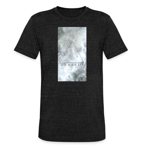 THE WIDE EYE Motiv A - Triblend-T-shirt unisex från Bella + Canvas