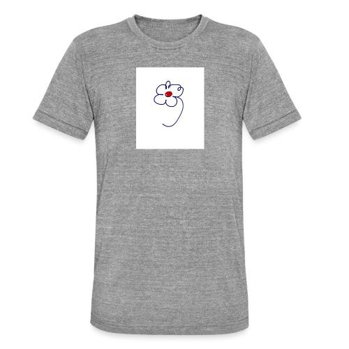 0BCAE8B9 39C6 4CAC BD96 F279AD1C4726 - Camiseta Tri-Blend unisex de Bella + Canvas