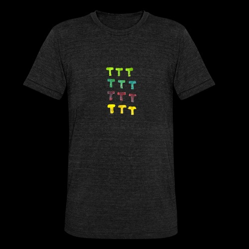 Original Color T BY TAiTO - Bella + Canvasin unisex Tri-Blend t-paita.