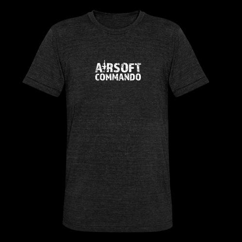 Airsoft Commando - Unisex Tri-Blend T-Shirt von Bella + Canvas