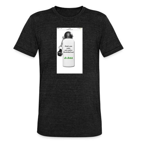 RocksAndSand adventure bottle - Unisex Tri-Blend T-Shirt by Bella & Canvas