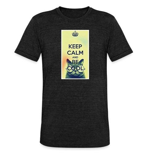 COOL - Unisex tri-blend T-shirt van Bella + Canvas