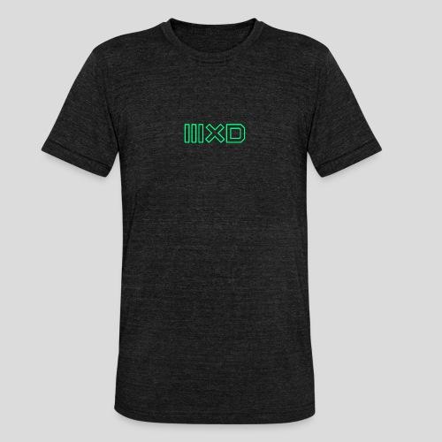 MXDMINTOUTLINE - Unisex Tri-Blend T-Shirt by Bella & Canvas