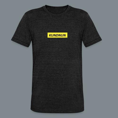 Kundnun official - Unisex tri-blend T-shirt van Bella + Canvas