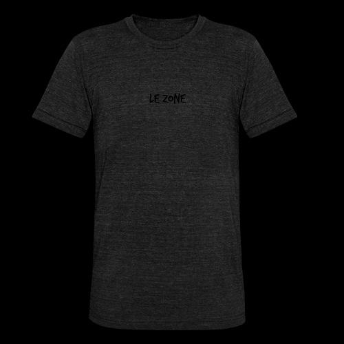Le Zone Officiel - Unisex tri-blend T-shirt fra Bella + Canvas
