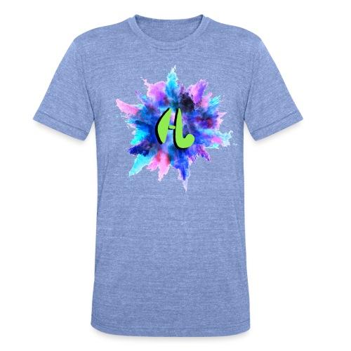 Hockeyvidshd nieuwe collectie - Unisex tri-blend T-shirt van Bella + Canvas