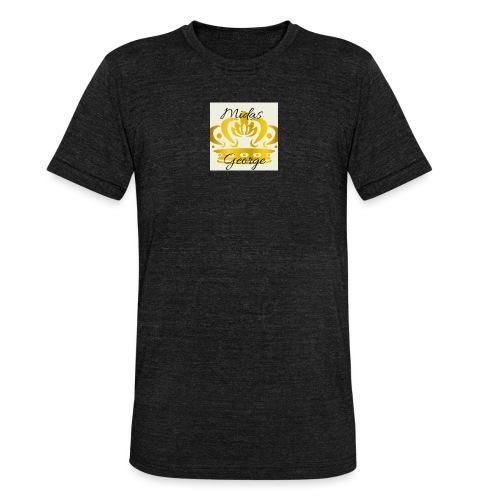 Midas George - Camiseta Tri-Blend unisex de Bella + Canvas