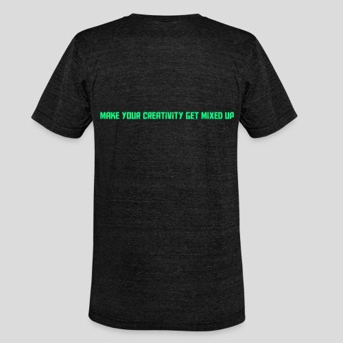 Get Mixed Up - Unisex Tri-Blend T-Shirt by Bella & Canvas