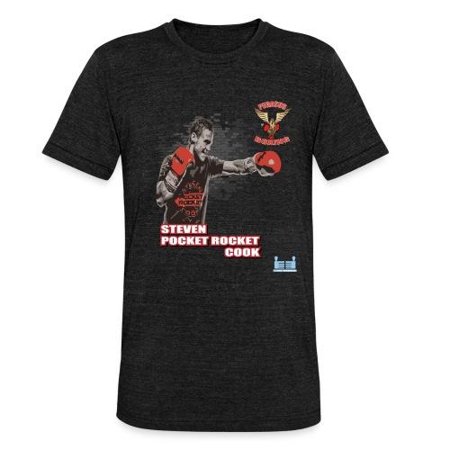 Steve Pocket Rocket Cook - Unisex Tri-Blend T-Shirt by Bella & Canvas