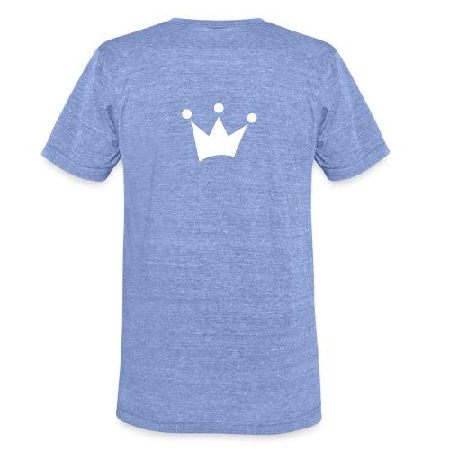 LOF Krone - Unisex Tri-Blend T-Shirt von Bella + Canvas